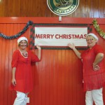 Santa helpers